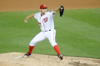 Strasburg's 2012 Shutdown Helped Lead to $175M, 7-Year Deal