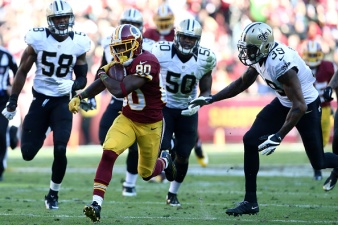 Redskins Crush Saints 47-14