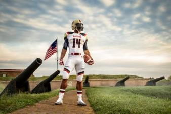 Maryland To Wear Jerseys Inspired By National Anthem