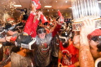 Soto, Nationals Top Cole, Astros 5-4 in World Series Opener