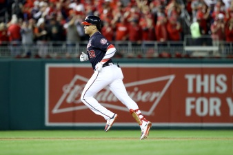 Nationals Fall to Astros 7-1 in Game 5 of the World Series