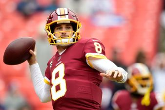 Cousins Wants Us Believing Redskins Have Believed in Him
