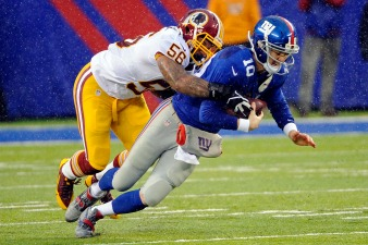 Redskins Cut LB Riley, DL Paea