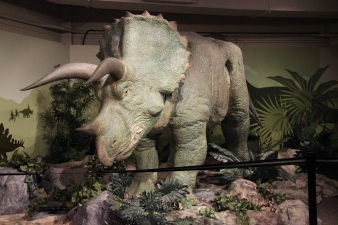 Triceratops Gets Interactive in Richmond