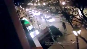 Driver Fleeing Baltimore Bar Assault Runs Down Woman: Police