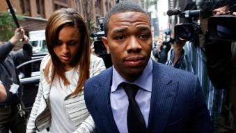 Ray Rice: I Was Trying to Be 'the Man,' Not 'a Man'