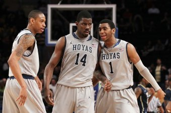 Adam's Mornin': Hoyas Wins Tuition Tourney