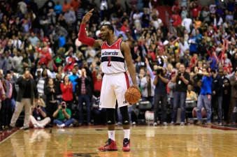 Wizards Set for First Home Playoff Game Since '08