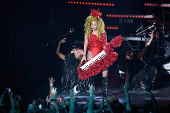 Lady Gaga Concert Rescheduled for Possible Playoff Game