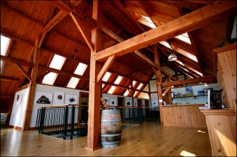 Wine Wednesday: Blenheim Vineyards