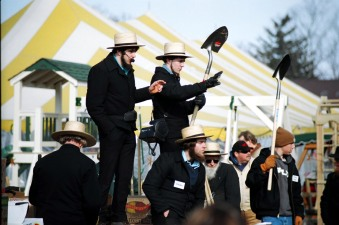 Amish Deals at the Lancaster Mud Sales