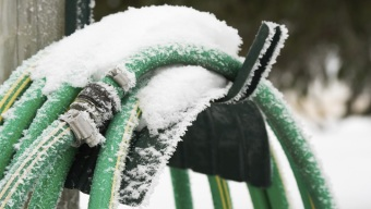Winterize Your Outdoor Faucets