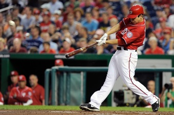 Nats Pitcher Homers in Major League Debut