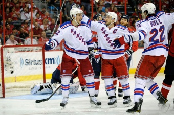 New York Rangers Get Ahead Of Themselves