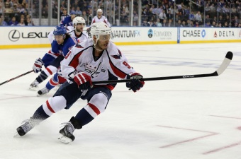 Caps Face Interesting Summer With Free Agents
