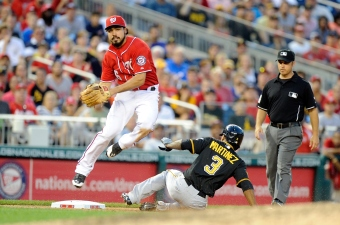 Nats To Face Pirates Or Giants In NLDS