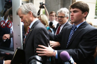 Ex-Va. Gov. McDonnell's Son Found Guilty of DUI
