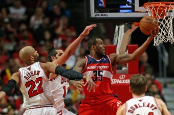Wizards Road Warriors Against Bulls