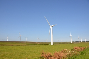 FAA: Western Md. Wind Farm Not an Aviation Hazard