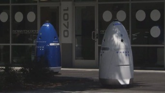 Security Robot Injures Boy at Calif. Shopping Center