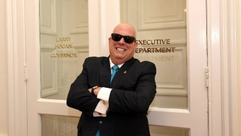 Gov. Larry Hogan Is 100 Percent Cancer-Free