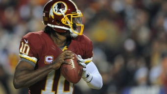 Rookie QBs Lead Redskins, Seahawks
