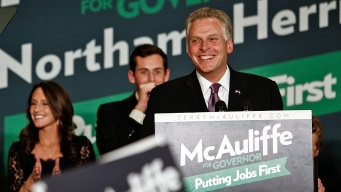 McAuliffe to Carry on Va.'s Tradition of Bipartisanship