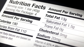 Liz Looks Back: Nutrition Labels