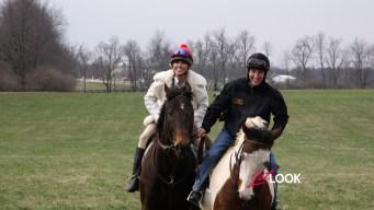 Jockey Training for the Derby