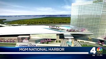 MGM Casino at National Harbor to Open This Year