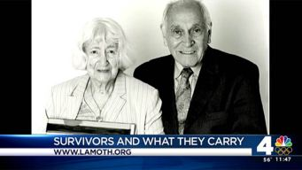 Portrait Exhibit Features Survivors of Holocaust