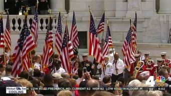 Ceremonies, Parades Across DC Area for Memorial Day