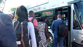 Metro Riders Pack Their Patience for New Reality