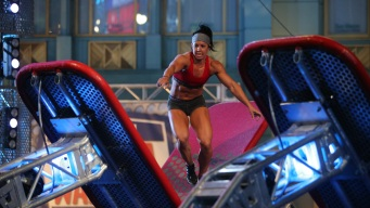 Check Out American Ninja Warrior Zone at NBC4 Fitness Expo