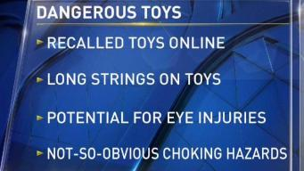 2017 Most Hazardous Toys List