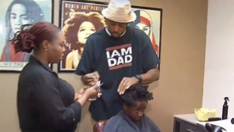 Dads & Daughters: Hair-Styling Help