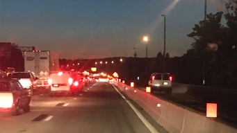 1 Killed in Crash on I-66