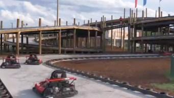 Multi-Level Go-Kart Track Opens in Fredericksburg