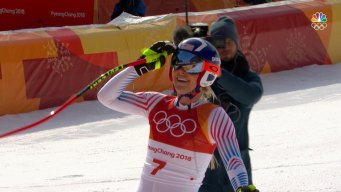 Lindsey Vonn Oldest Woman to Win Olympic Alpine Medal