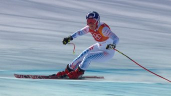 Breezy Johnson Has Strong Downhill Run, Finishes 7th