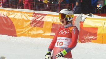 Ragnhild Mowinckel Wins Silver in Women's Downhill