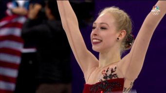 Friends, Family Helped Bradie Tennell Fulfill Olympic Dream