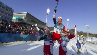 Marit Bjorgen Caps Final Olympics With 15th Career Medal