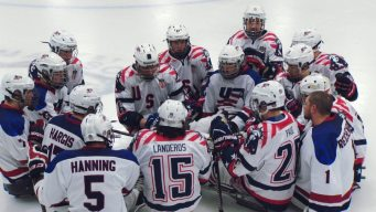 Coach Sauer's Sled Hockey Legacy