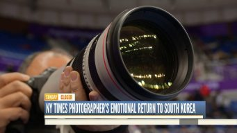 TODAY: Photographer Makes Emotional Return to South Korea