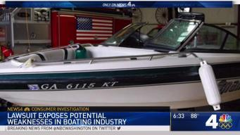 2 Boating Accidents Reveal Practices Safety Experts Say Enda
