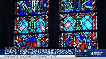 National Cathedral Weighing Future of Confederate Windows