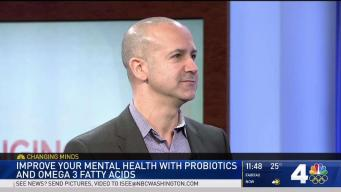 Omega-3, Probiotic Supplements May Help Your Mental Health