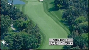 In the Hole: U.S. Open No. 18