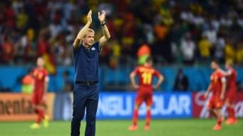 Klinsmann Fired as US Soccer Coach; Arena Could Return